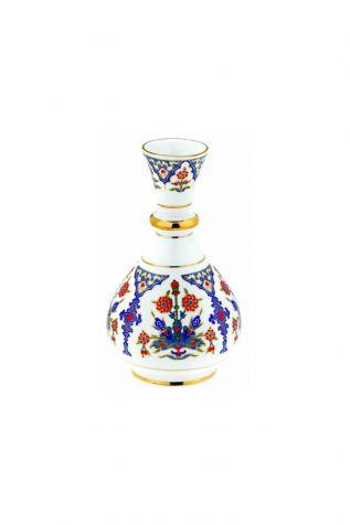 Kütahya Porselen - Haliç Vazo 20 cm Dekor No:422