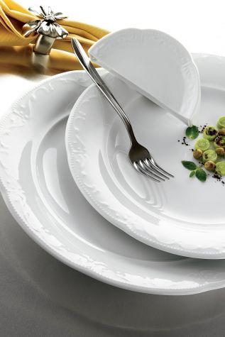 Kütahya Porselen - Kütahya Porselen Caprice 24 Parça Yemek Seti