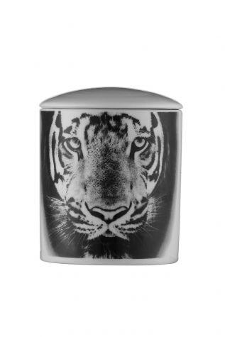 Kütahya Porselen - Kütahya Porselen Bardak Mum Kaplan Desen