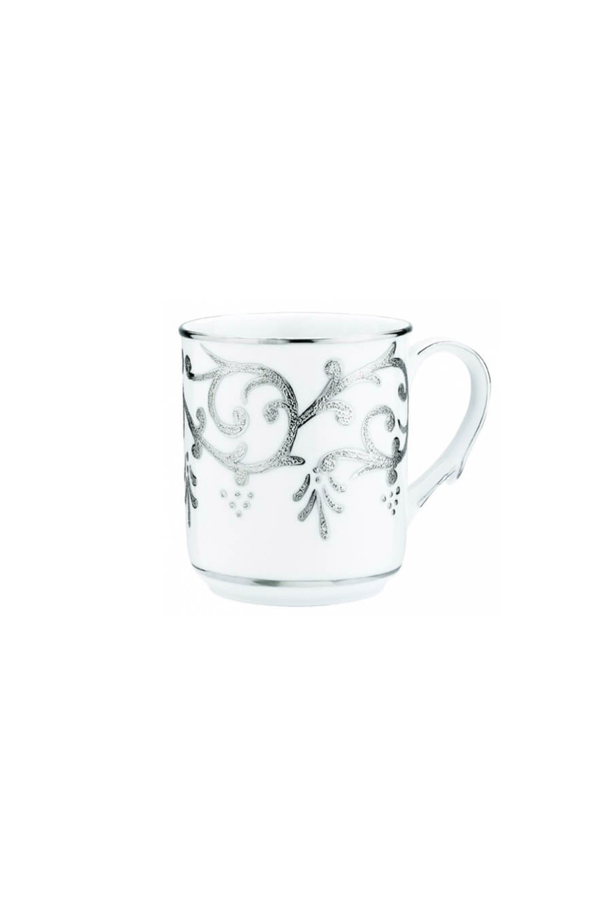 Kütahya Porselen - Ent.Otel Mug Bardak S.A.Kabartma 3678