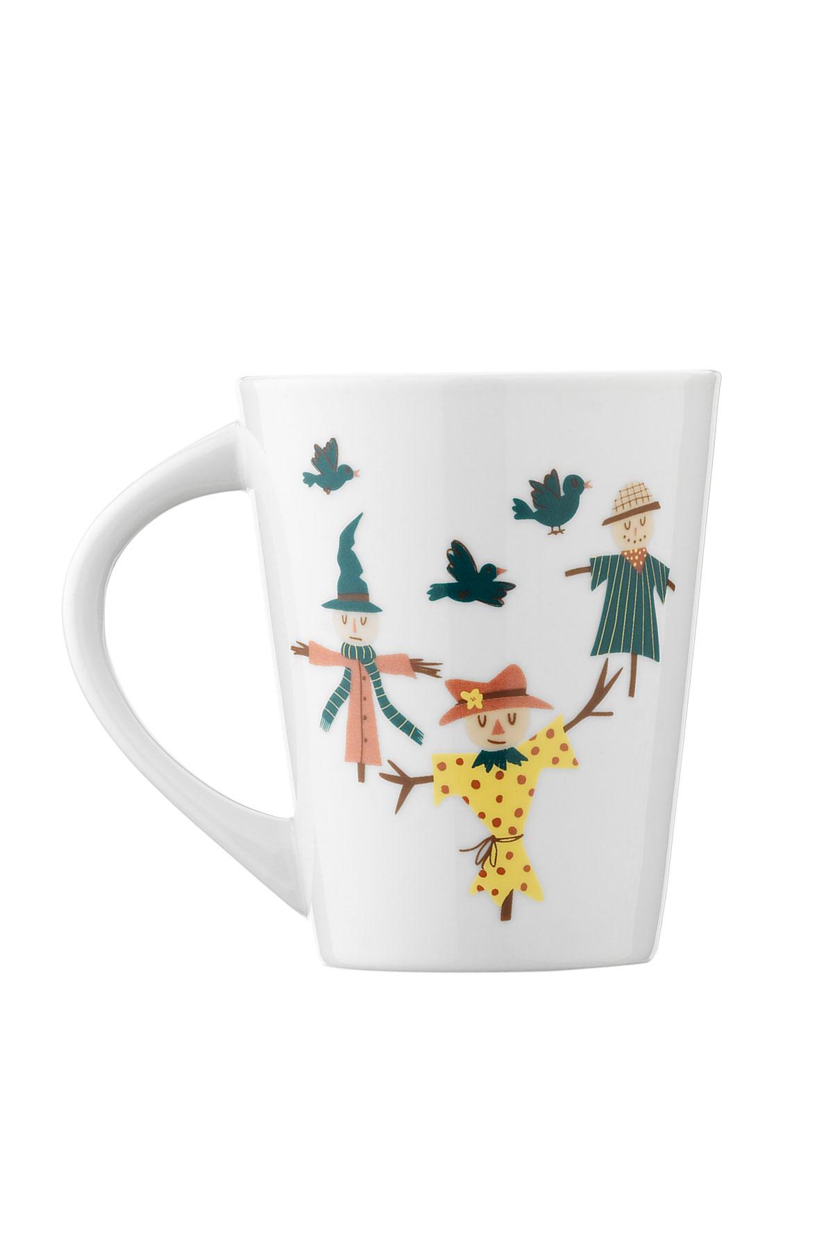 Kütahya Porselen 10945 Desen Mug Bardak