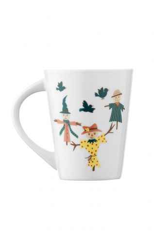 Kütahya Porselen - Kütahya Porselen 10945 Desen Mug Bardak