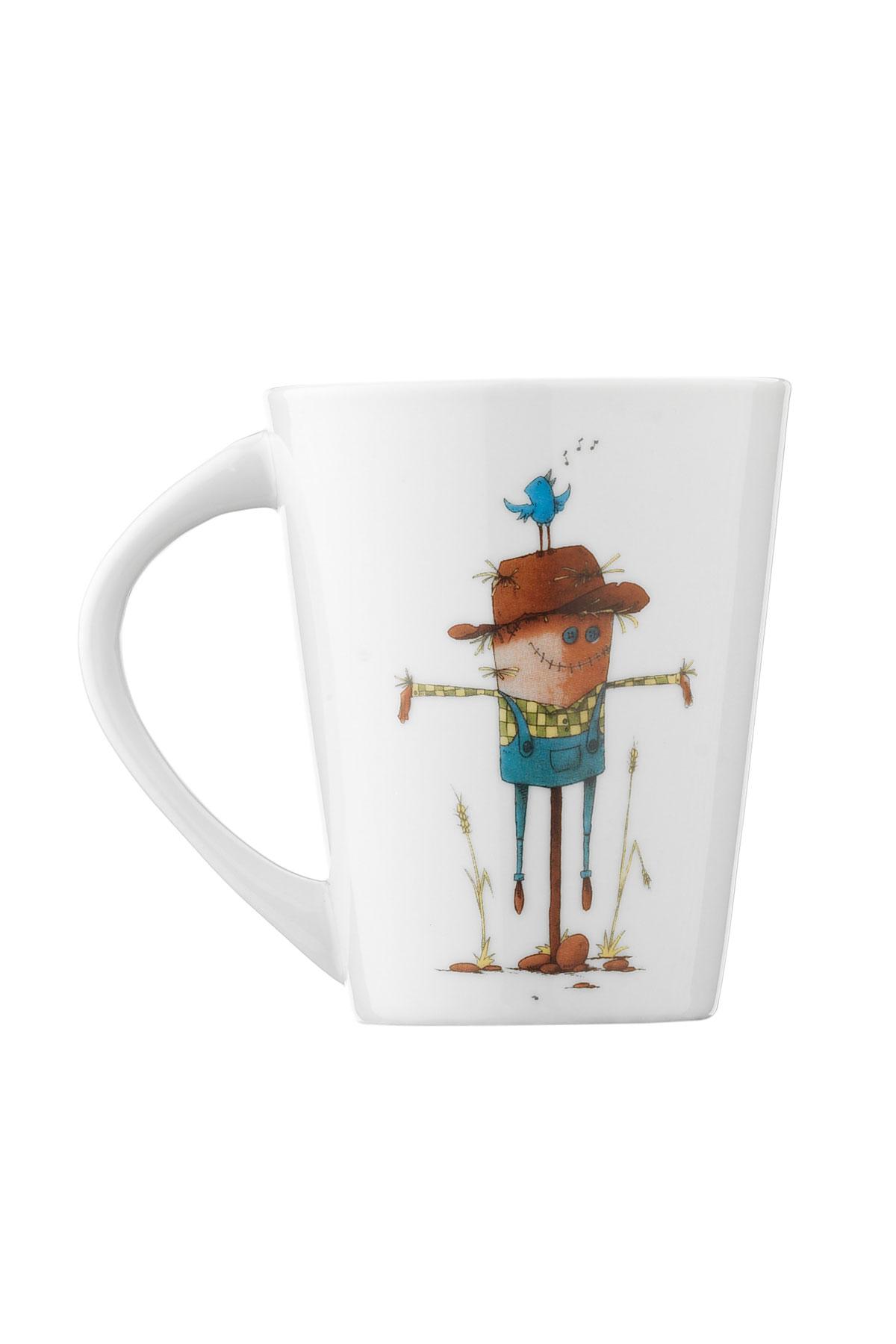 Kütahya Porselen 10947 Desen Mug Bardak