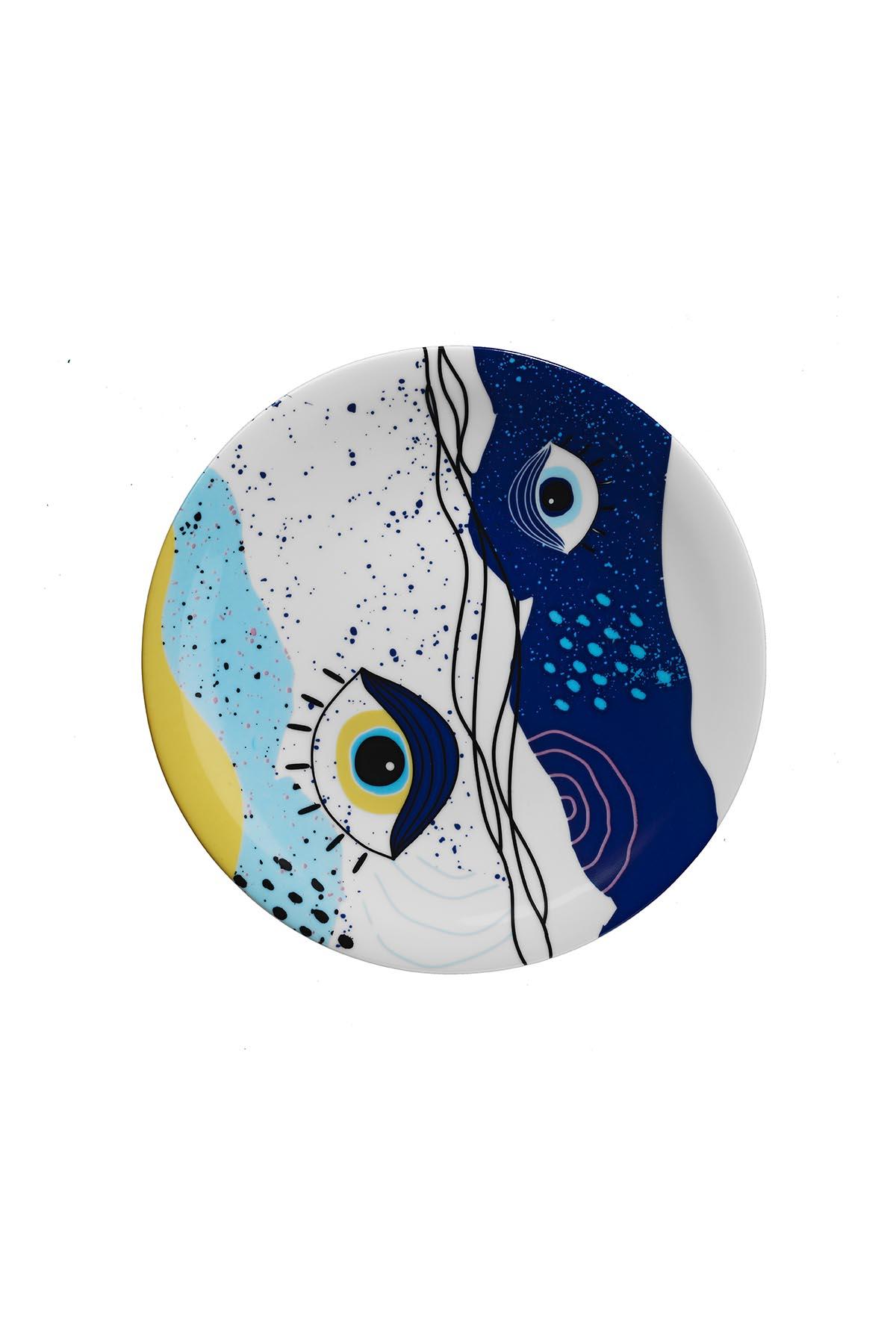 Kütahya Porselen 11013 Desen 24 Parça Yemek Seti