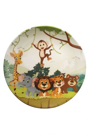 Kütahya Porselen 3 Parça Çocuk Yemek Seti 880288 - Thumbnail (1)