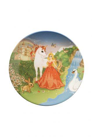 Kütahya Porselen 3 Parça Çocuk Yemek Seti 880289 - Thumbnail (1)