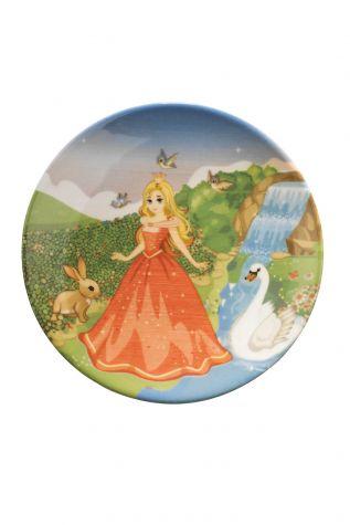 Kütahya Porselen 3 Parça Çocuk Yemek Seti 880289 - Thumbnail (2)