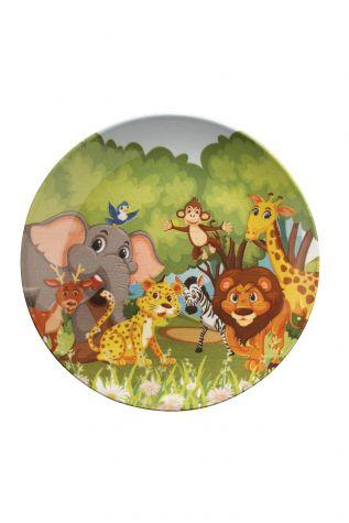 Kütahya Porselen 3 Parça Çocuk Yemek Seti 880287 - Thumbnail (1)