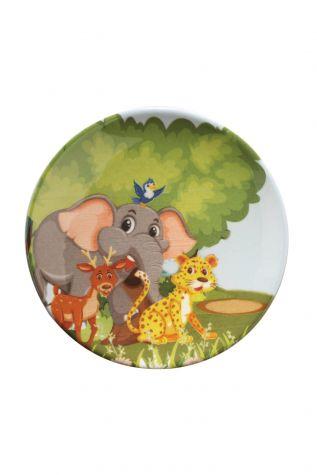 Kütahya Porselen 3 Parça Çocuk Yemek Seti 880287 - Thumbnail (2)
