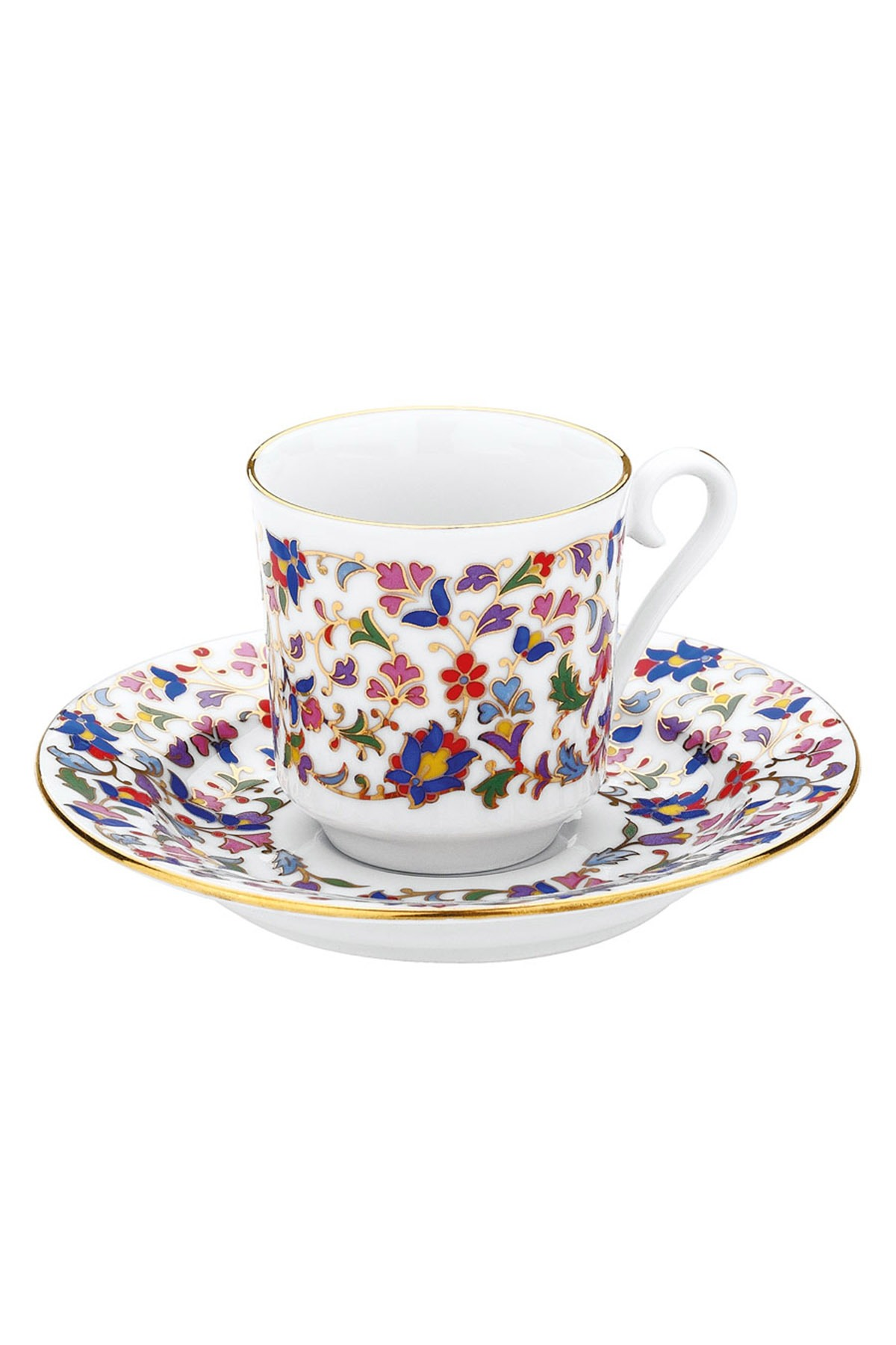 KÜTAHYA PORSELEN - Kütahya Porselen 3645 Desen Kahve Fincan Takımı