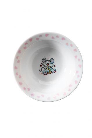 Kütahya Porselen Sevimli Fare Mama Takımı - Thumbnail (3)