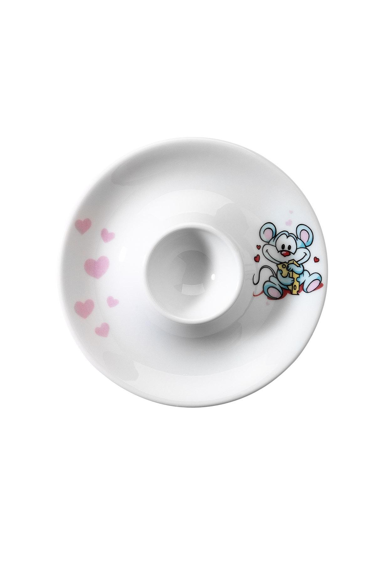 Kütahya Porselen Sevimli Fare Mama Takımı