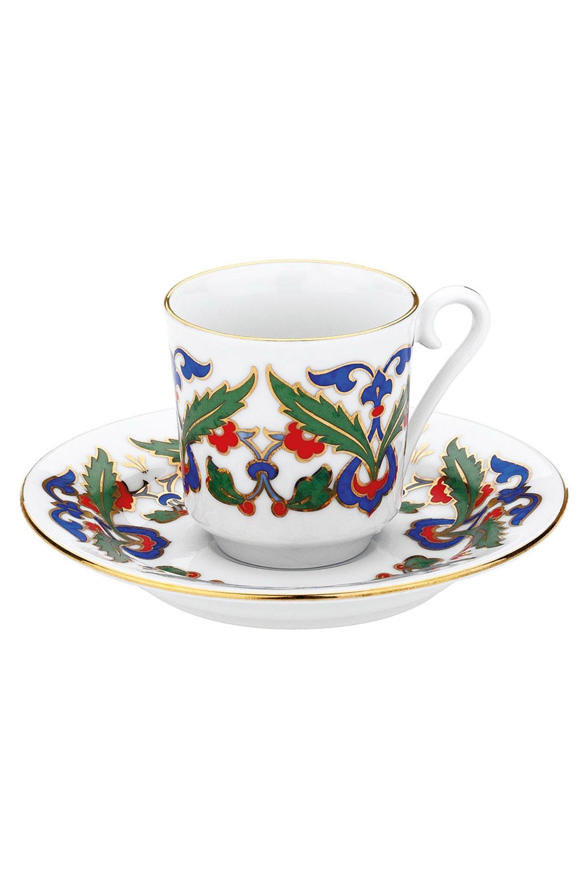 Kütahya Porselen 551 Desen Kahve Fincan Takımı