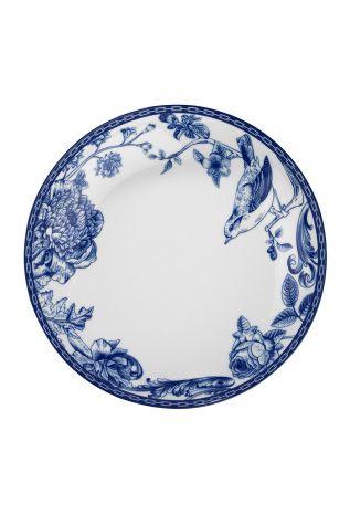 Kütahya Porselen Bleu Blanc 939016 Desen 24 Parça Yemek Seti - Thumbnail (4)