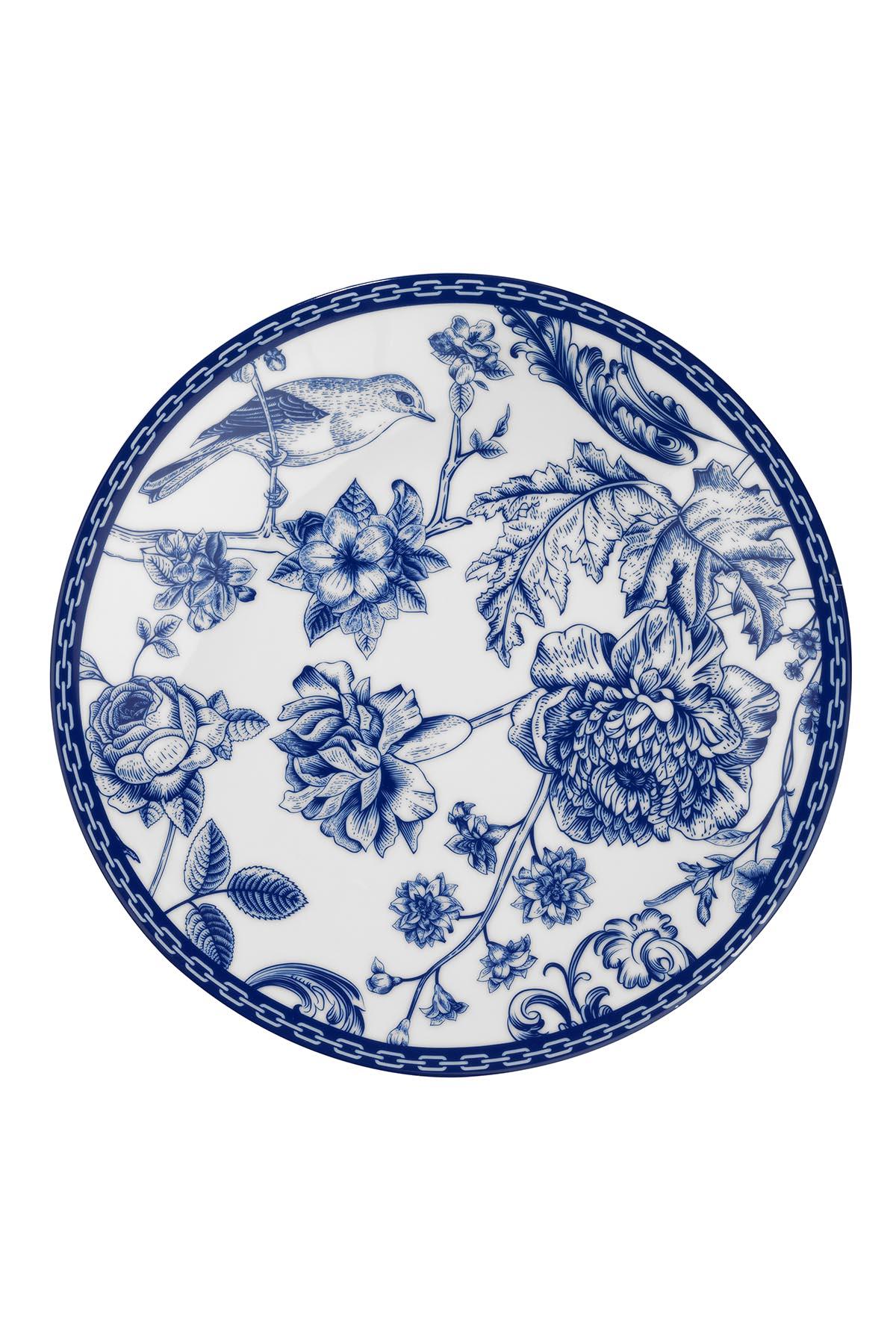 Kütahya Porselen Bleu Blanc 939016 Desen 24 Parça Yemek Seti