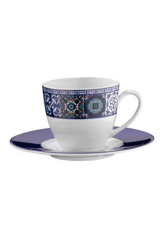 KÜTAHYA PORSELEN - Kütahya Porselen Leonberg 9429 Desen Çay Fincan Takımı