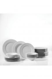 Kütahya Porselen Açelya 24 Parça Yemek Seti - Thumbnail