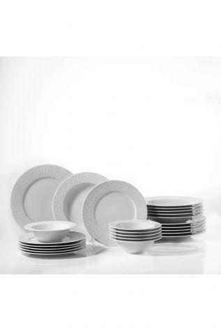 Kütahya Porselen Açelya 24 Parça Yemek Seti - Thumbnail (2)