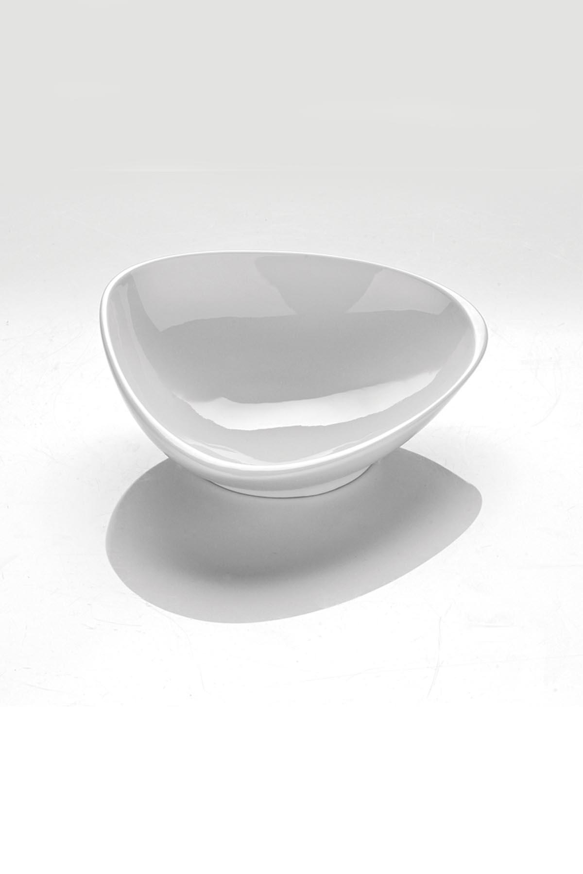 Kütahya Porselen Avangard 3′lü 18 cm Kase