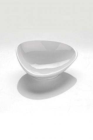 Kütahya Porselen - Kütahya Porselen Avangard 3'lü 18 Cm Kase