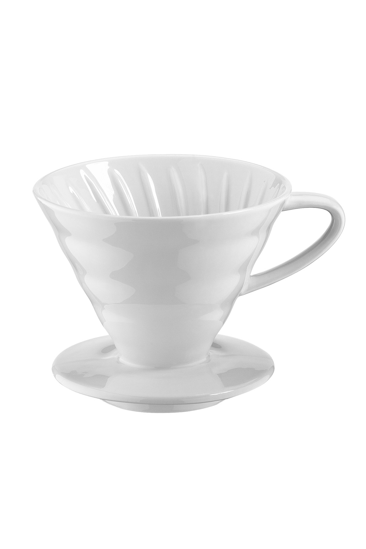 Kütahya Porselen - Kütahya Porselen Barista Kahve Filtresi Beyaz