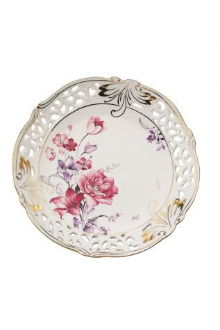 Kütahya Porselen Bone China 38 Parça 21101 Desen Kahvaltı Takımı - Thumbnail (2)