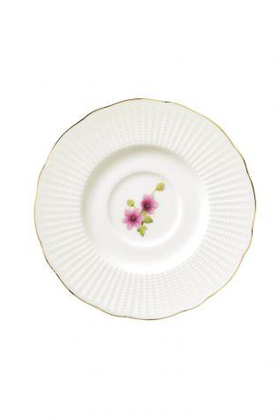 Kütahya Porselen Bone İlay 36 Parça 9838 Desen Kahvaltı Takımı - Thumbnail (4)