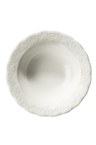 Kütahya Porselen Bone İrem 24 Parça Yemek Seti - Thumbnail (4)