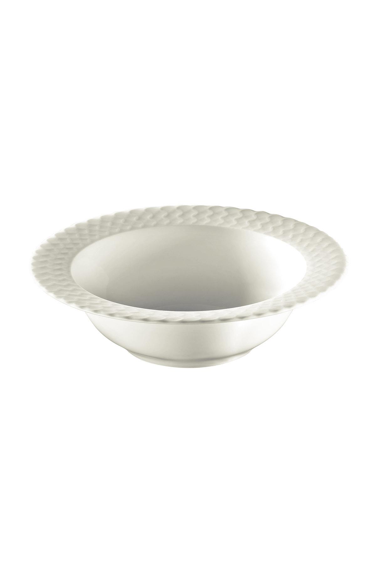Kütahya Porselen Bone İron 24 Parça Yemek Seti