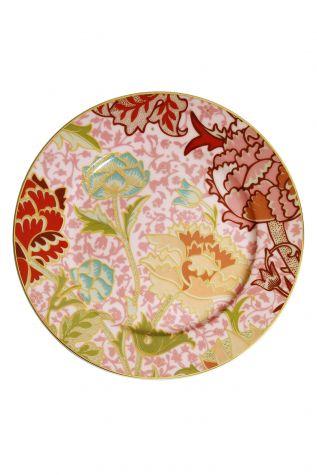 Kütahya Porselen Bone Kalipso 68 Parça 10256 Desenli Yemek Takımı - Thumbnail (4)