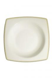 Kütahya Porselen Bone Mare 68 Parça 10127 Desenli Yemek Takımı - Thumbnail