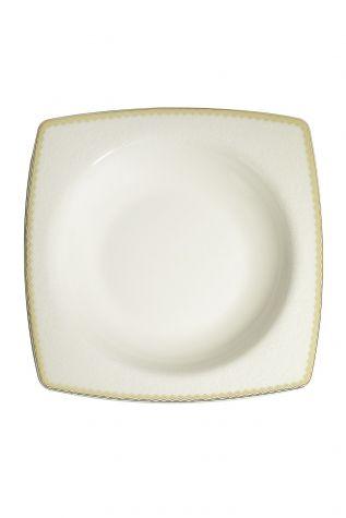 Kütahya Porselen Bone Mare 68 Parça 10127 Desenli Yemek Takımı - Thumbnail (2)
