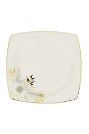 Kütahya Porselen Bone Mare 68 Parça 10364 Desenli Yemek Takımı - Thumbnail