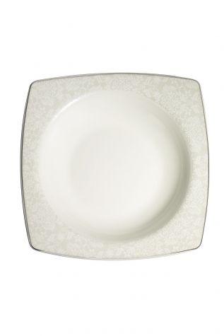 Kütahya Porselen Bone Mare 68 Parça 9567 Desenli Yemek Takımı - Thumbnail (2)