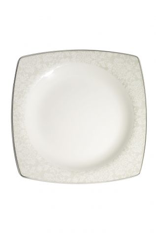 Kütahya Porselen Bone Mare 68 Parça 9567 Desenli Yemek Takımı - Thumbnail (3)