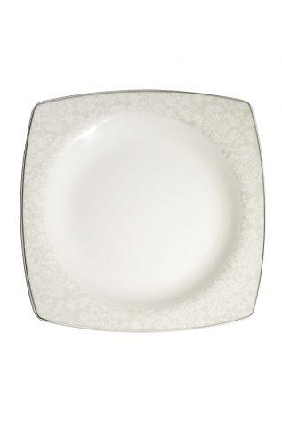 Kütahya Porselen Bone Mare 68 Parça 9567 Desenli Yemek Takımı - Thumbnail (4)