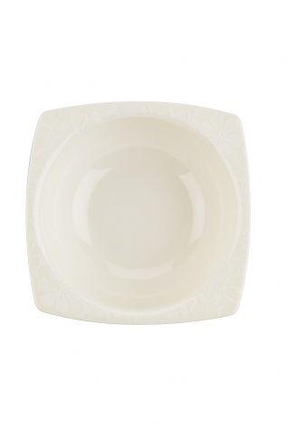 Kütahya Porselen Bone Mare 68 Parça 9849 Desenli Yemek Takımı - Thumbnail (1)