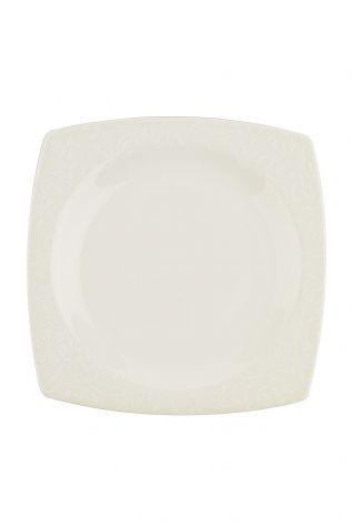 Kütahya Porselen Bone Mare 68 Parça 9849 Desenli Yemek Takımı - Thumbnail (4)