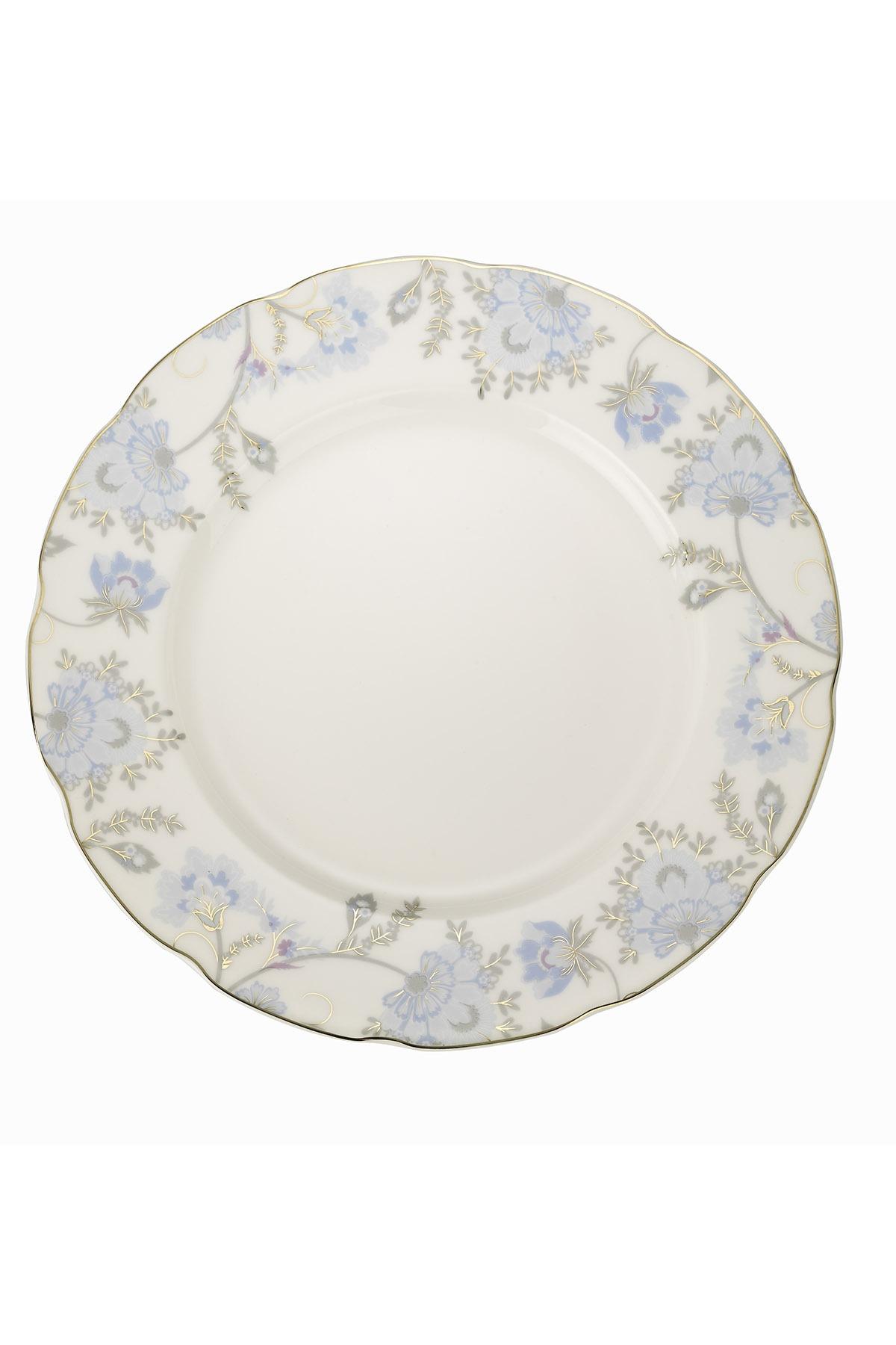 Kütahya Porselen Bone Olympos 68 Parça 10542 Desenli Yemek Takımı