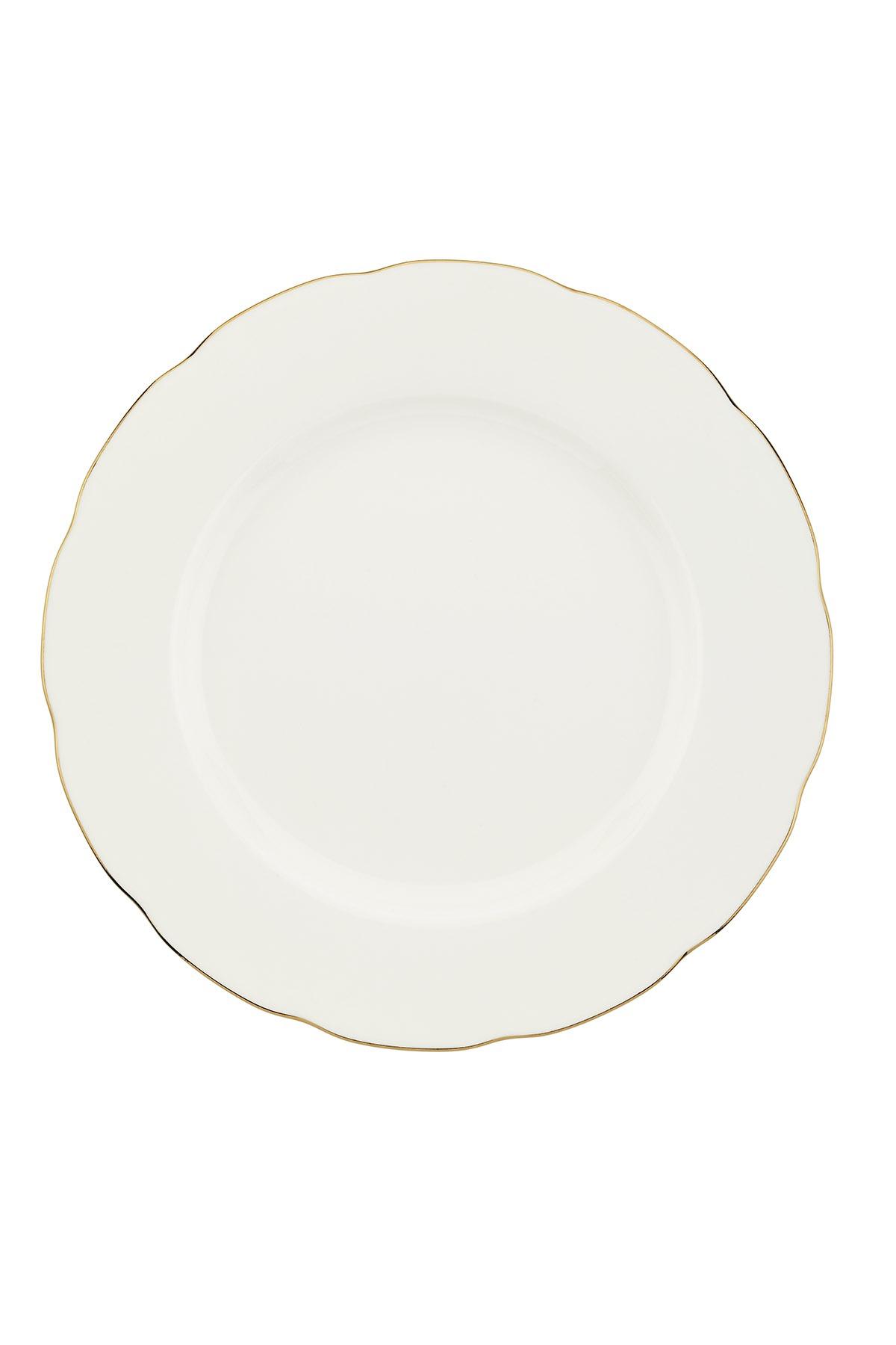 Kütahya Porselen Bone Olympos 54 Parça Yemek Takımı