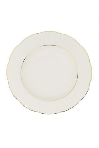Kütahya Porselen Bone Olympos 68 Parça 10068 Desenli Yemek Takımı - Thumbnail (3)