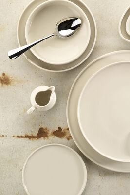 Kütahya Porselen Chef Taste Of 16 cm Konsume Tabağı Krem - Thumbnail (1)