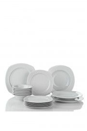 Kütahya Porselen Çisil 24 Parça Yemek Seti - Thumbnail