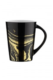 Kütahya Porselen Design Studio 10101 Desen Mug Bardak - Thumbnail