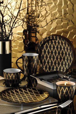 Kütahya Porselen Design Studio 10106 Desen Mug Bardak - Thumbnail (1)