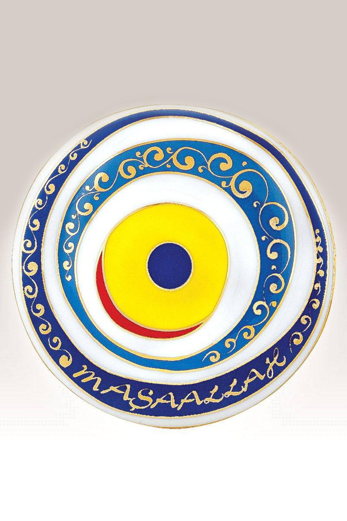 Kütahya Porselen - Nazarlık 10 Cm Dekor No:382