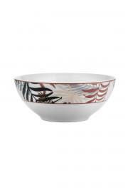 Kütahya Porselen Flamingo 24 Parça Yemek Seti - Thumbnail