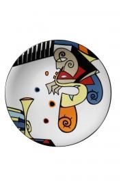 Kütahya Porselen Free Time 24 Parça Yemek Seti - Thumbnail