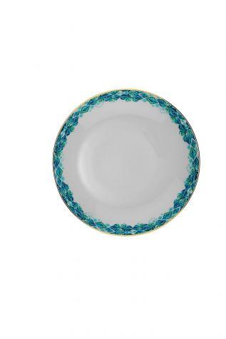 Kütahya Porselen Isabella Altın Fileli Yemek Seti - Thumbnail (4)