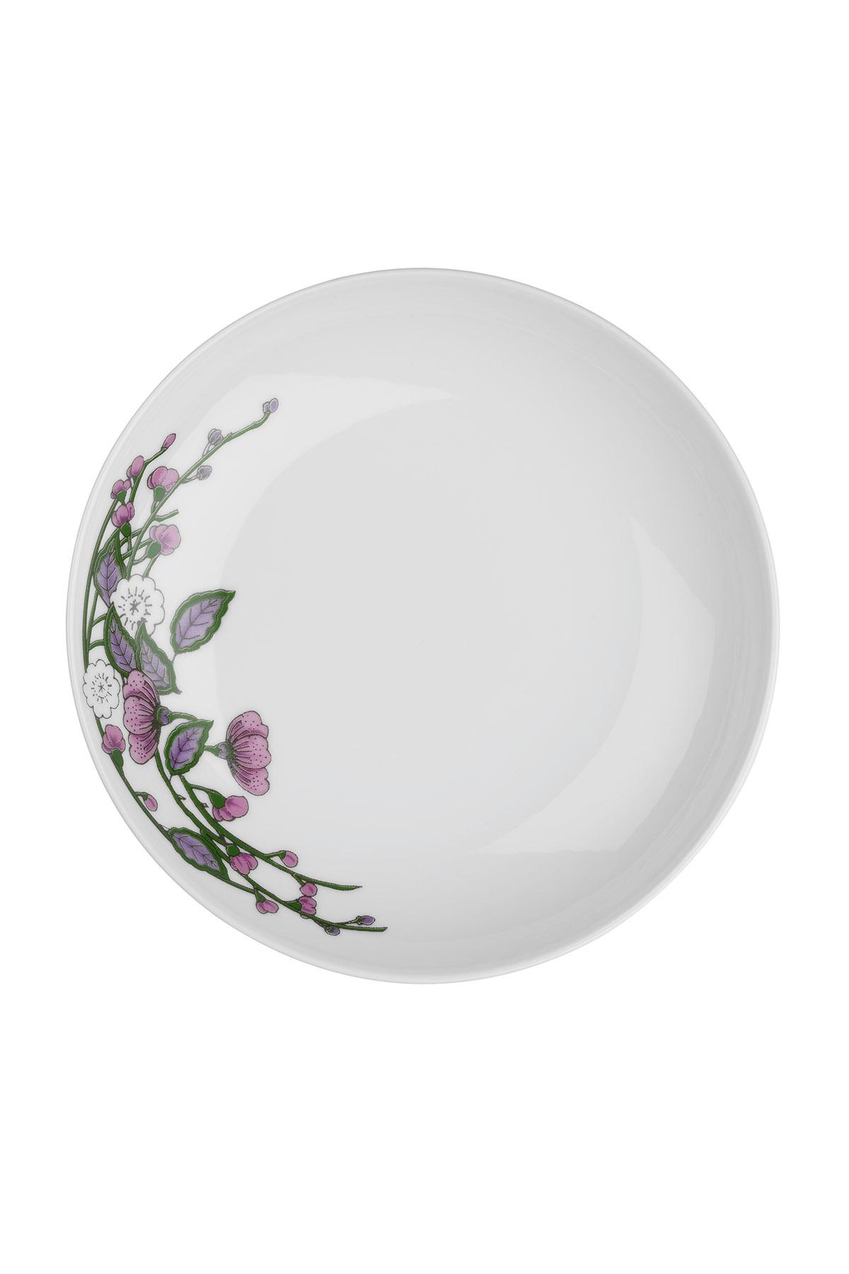 Kütahya Porselen Kadınlarım Serisi 9438 Desen 24 Parça Yemek Seti